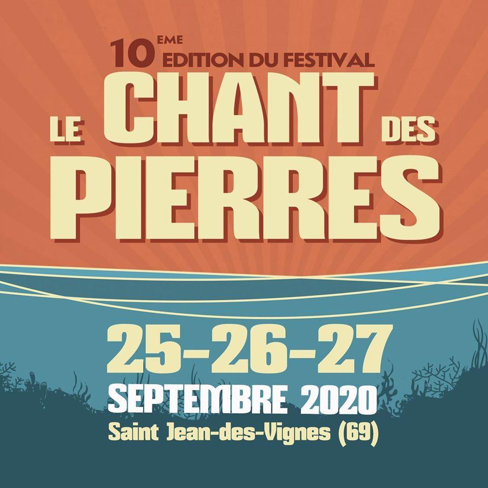 Les Bêtes de Foire au Festival Le Chant des Pierres le samedi 26 septembre 2020 à 18h00