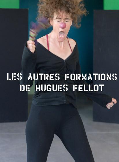 Autres formations proposées par Hugues Fellot