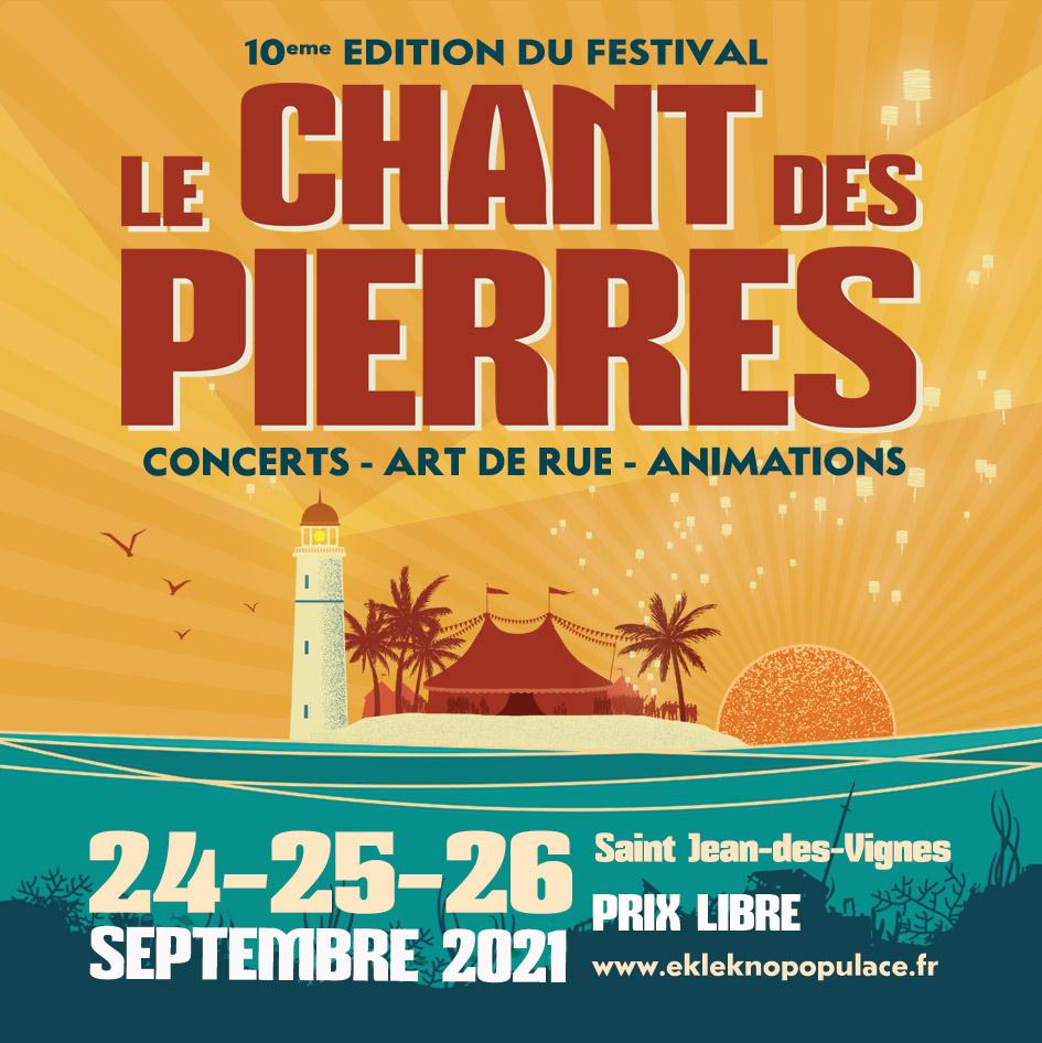 Les Bêtes de Foire au festival Le Chant des Pierres